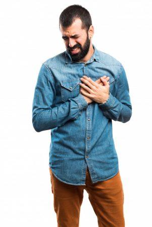 hartaanval symptomen